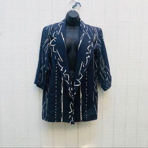 Vintage J. Tiktiner blazer